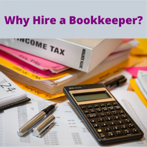 Why Hire a Bookkeeper Momentum VA Hertfordshire
